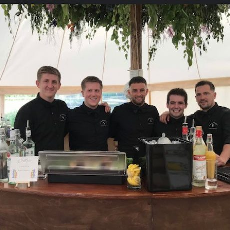 Wedding mobile bar hire