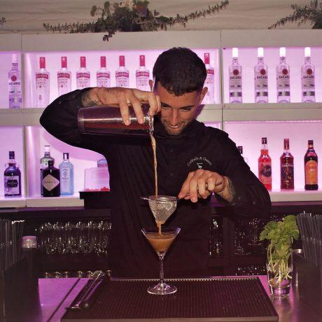 Professional Bartender Hire