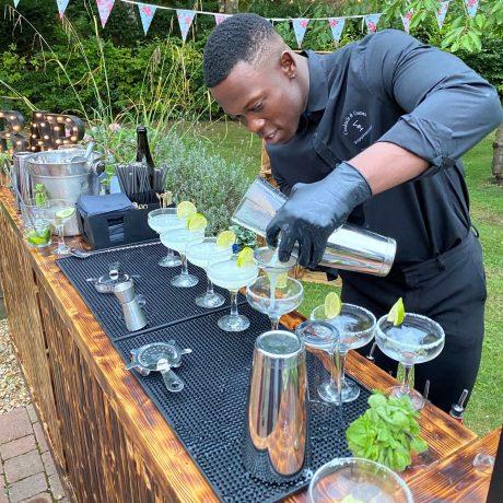 Garden Mobile Bar Hire